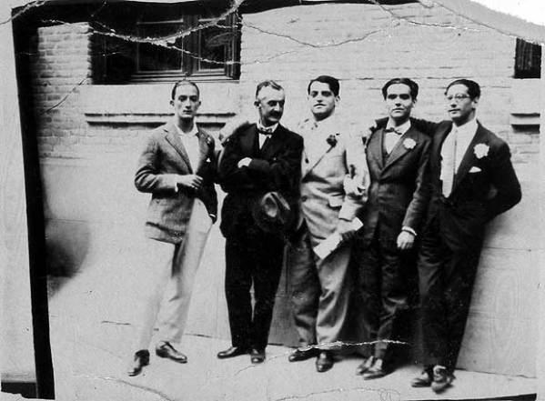 Lorca, Dal� y Buñuel