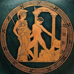 Ariadna y Teseo