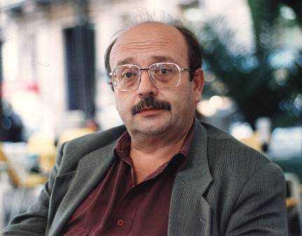 Manuel Vázquez Montalbán, por Hado Lyria