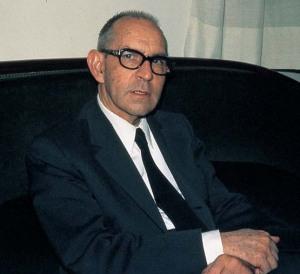 Salvador Espriu (c. 1976)