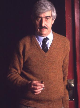 Juan Benet, por Luis Magán